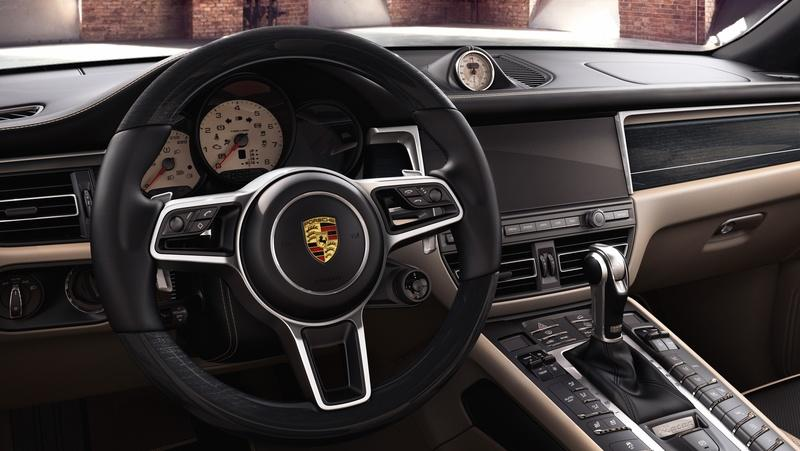 Porsche's Design Division Gets Its Hands On The Latest Macan S
