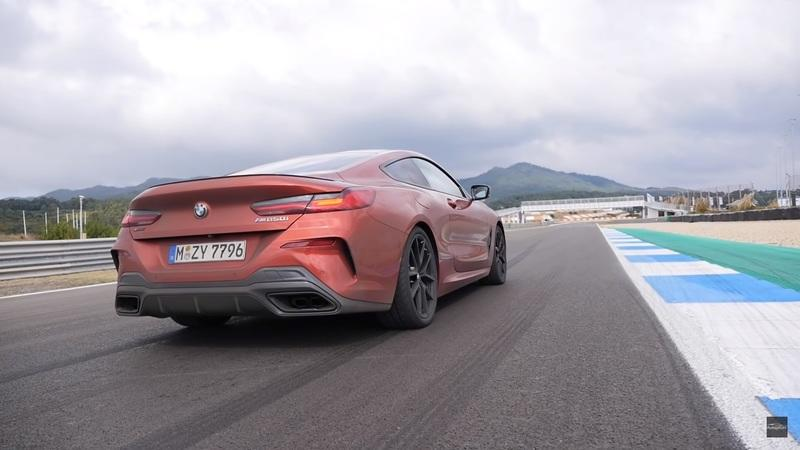 See How the 2019 BMW 8 Series Ranks Against Modern Rivals and its Iconic Predecessor