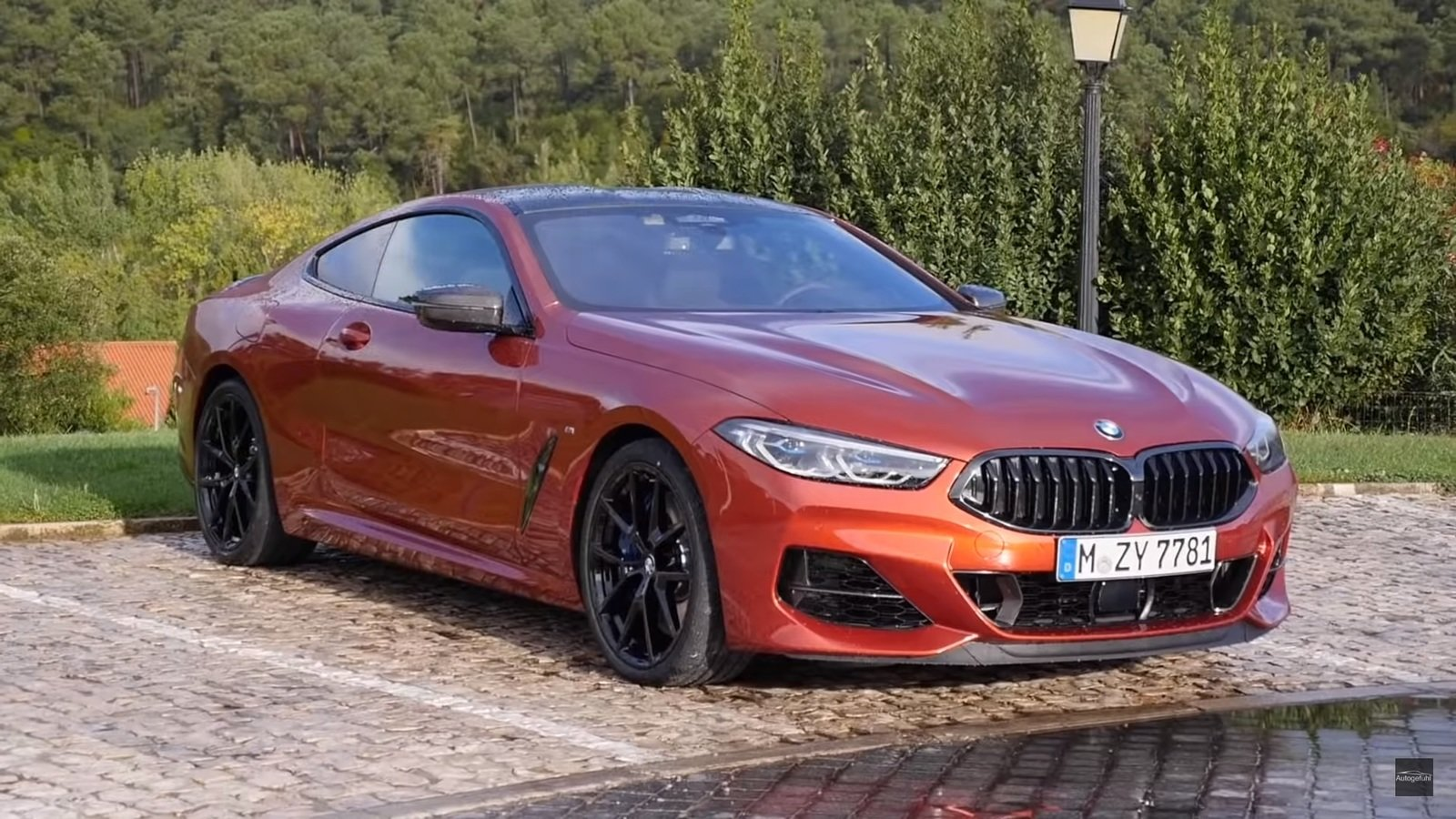 Coupe Vs Sedan >> See How The 2019 BMW 8 Series Ranks Against Modern Rivals ...