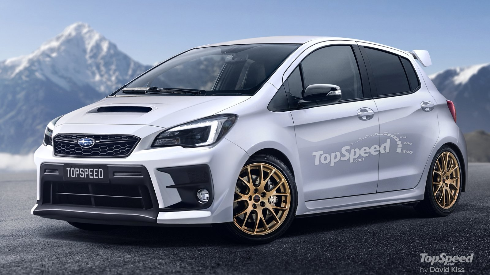 2021 Subaru Hot Hatchback Top Speed