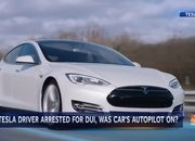 Tesla Model S Drove On Autopilot and Saved The Drunk Driver's Life - image 808566