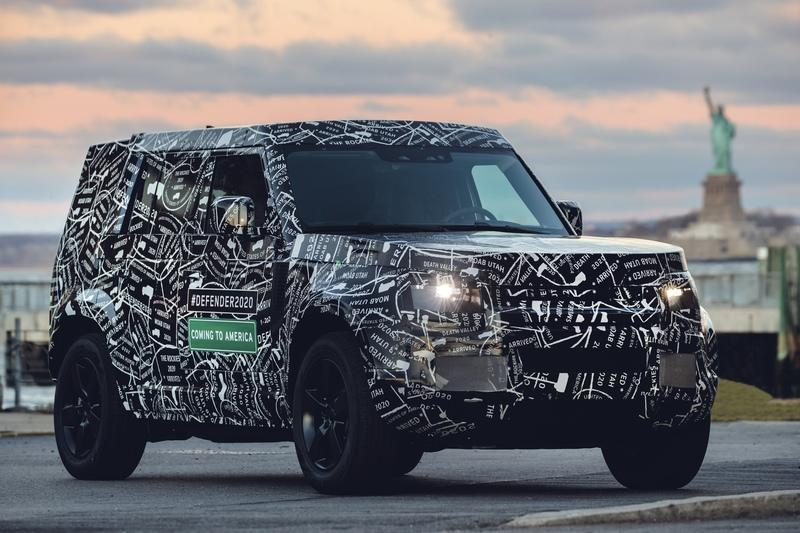 All-New Land Rover Defender Debuts This September, Goes On Sale In 2020