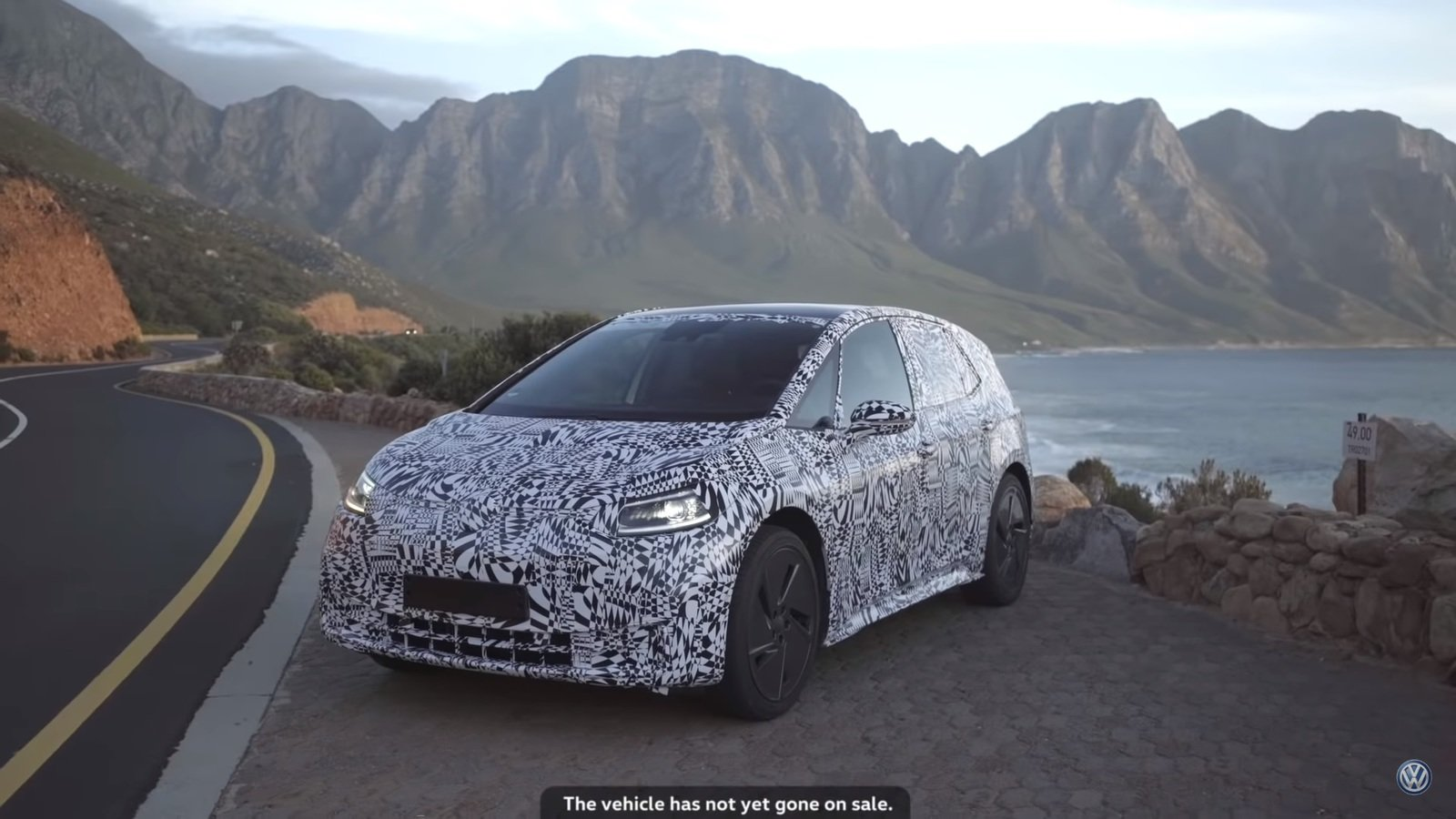 The 2020 Volkswagen ID Visits South Africa As Part Of It's Final Testing Phase | Top Speed