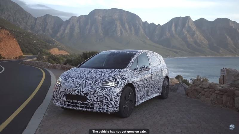 The 2020 Volkswagen ID Visits South Africa as Part of It's Final Testing Phase - image 810696