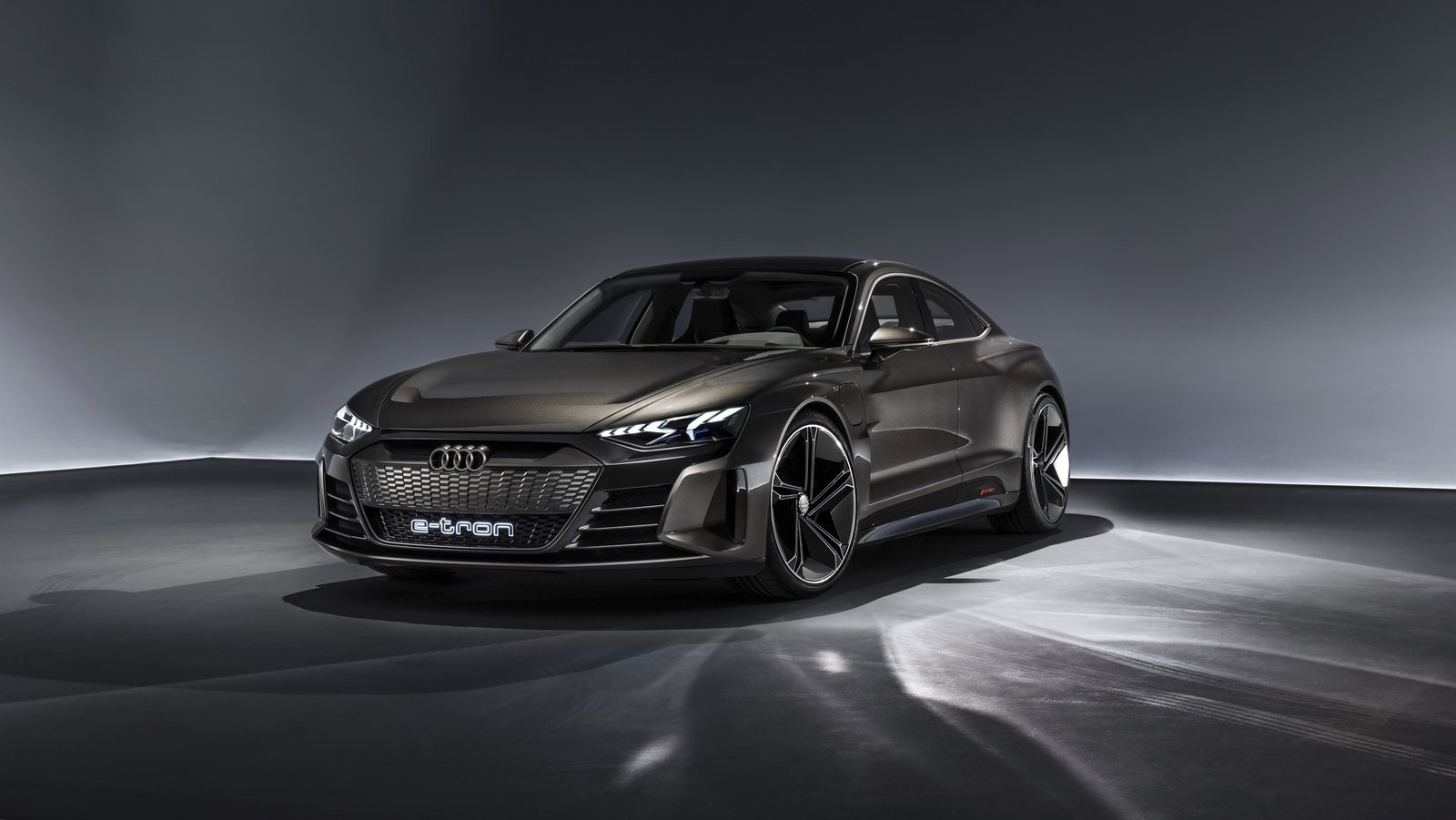 The Audi E Tron Gt Concept S Appearance In Avengers 4
