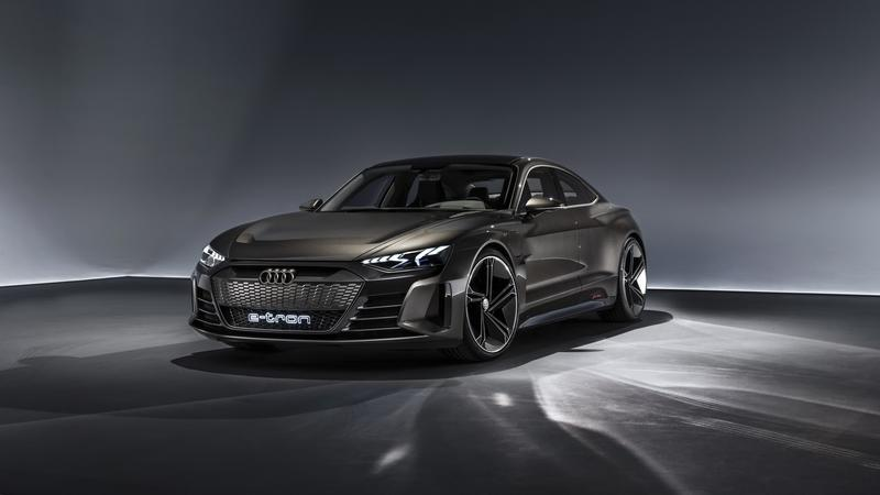 The Audi E-Tron GT Concept's Appearance in Avengers 4 Signals Audi's Return to the Marvel Cinematic Universe