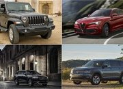 The Best and Most Important SUVs of 2018 - image 811162
