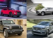 The Best and Most Important SUVs of 2018 - image 811161