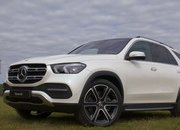 The First Video Reviews of the 2020 Mercedes GLE SUV Are In - image 808210