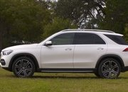 The First Video Reviews of the 2020 Mercedes GLE SUV Are In - image 808211