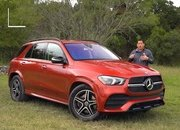 The First Video Reviews of the 2020 Mercedes GLE SUV Are In - image 808212