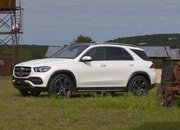 The First Video Reviews of the 2020 Mercedes GLE SUV Are In - image 808209