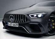 The Mercedes-AMG GT 4-Door Coupe Now Offered With Aero Kit - image 811402
