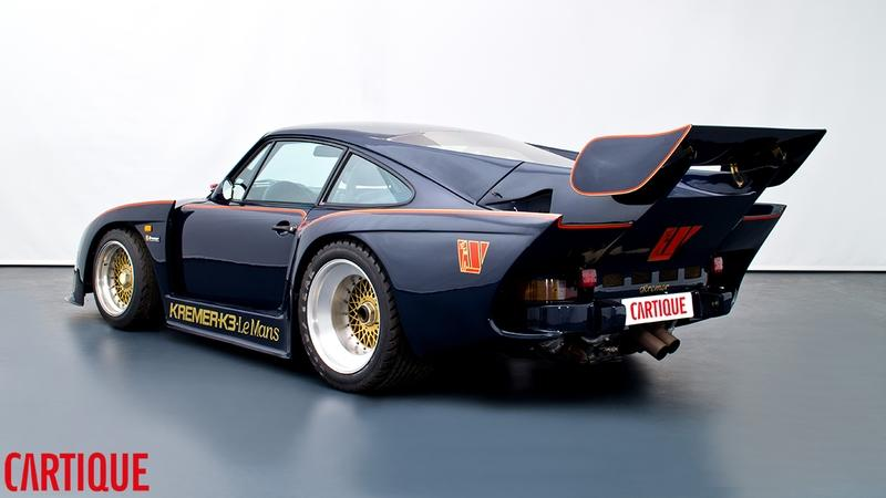 The Only Road-Legal Porsche 935 Is Up For Sale!