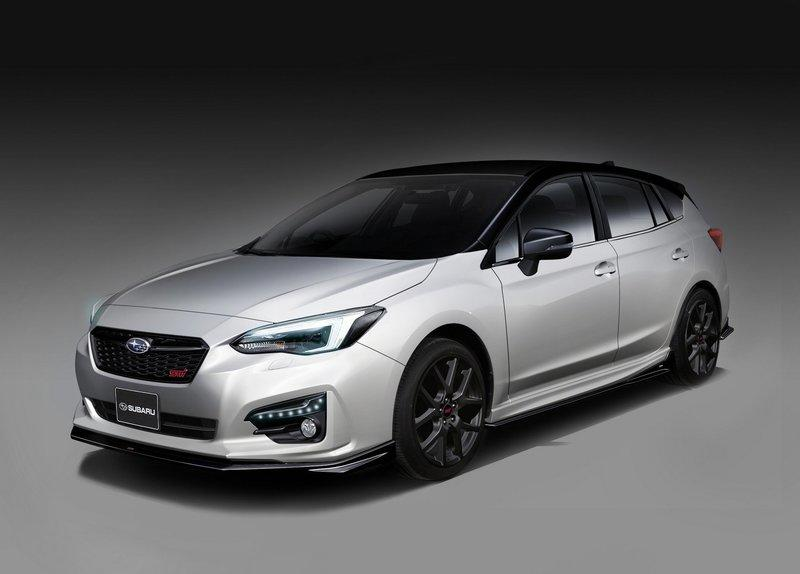 The Subaru Impreza STI and Forester STI e-Boxer Concepts Coming To Tokyo are Crazy Sexy - image 811561
