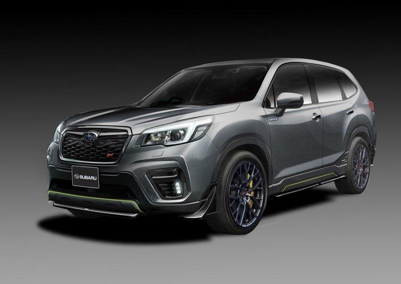The Subaru Impreza STI and Forester STI e-Boxer Concepts Coming To Tokyo are Crazy Sexy - image 811563
