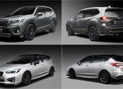 The Subaru Impreza STI and Forester STI e-Boxer Concepts Coming To Tokyo are Crazy Sexy - image 811564