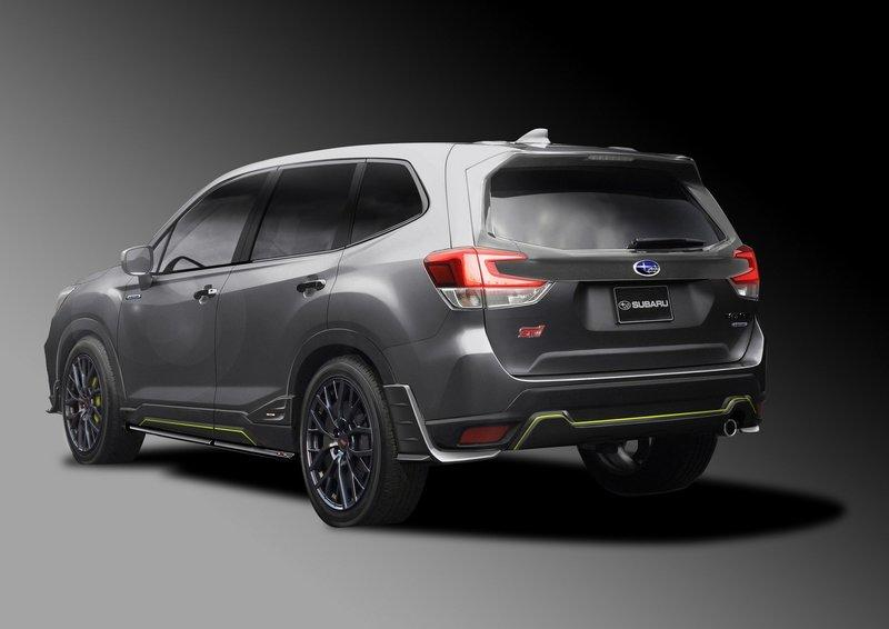 The Subaru Impreza STI and Forester STI e-Boxer Concepts Coming To Tokyo are Crazy Sexy - image 811560