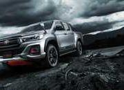 The Toyota Hilux Black Rally Edition is a TRD Truck Done Right - image 811588