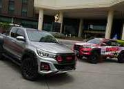The Toyota Hilux Black Rally Edition is a TRD Truck Done Right - image 811590