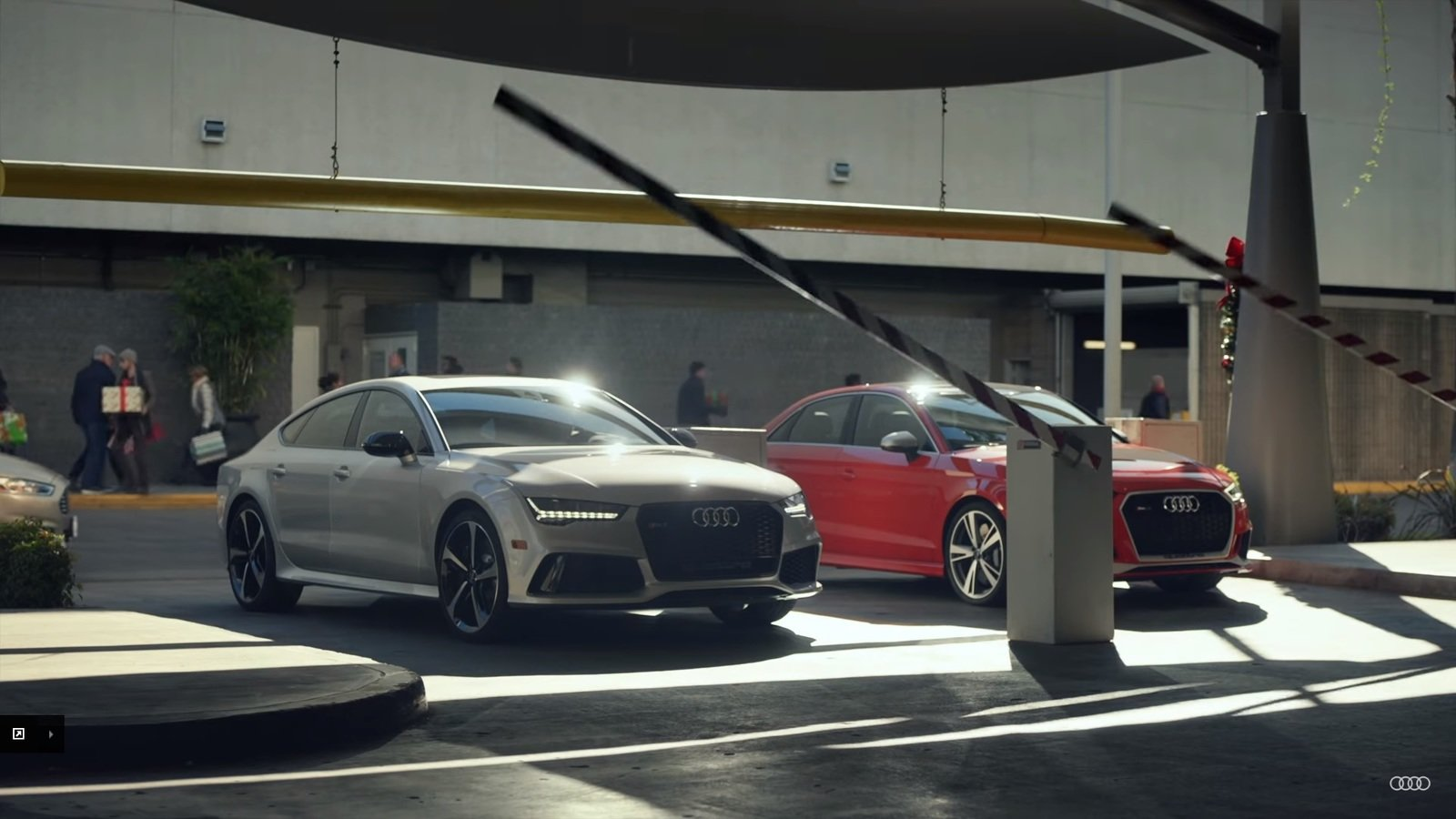 This Audi Christmas Ad Is The Best Thing You Ll Watch This
