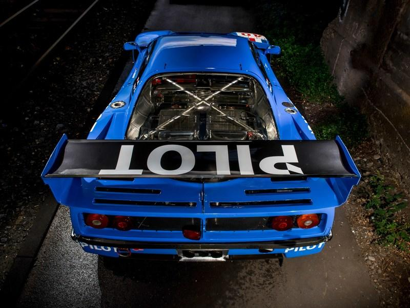 This Blue F40 LM Is The Best Belated Christmas Gift Money Can Buy - image 811357