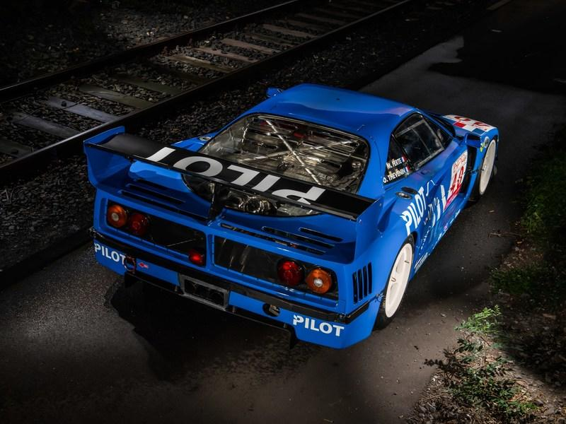 This Blue F40 LM Is The Best Belated Christmas Gift Money Can Buy - image 811360