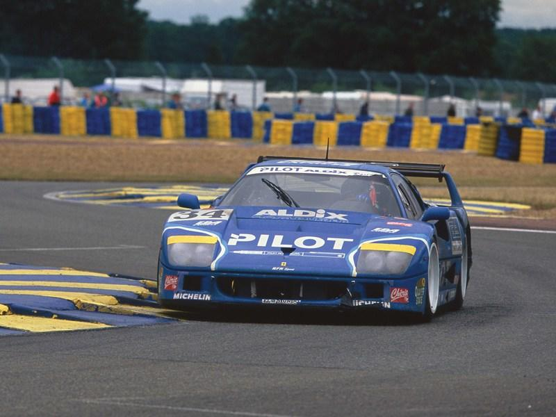 This Blue F40 LM Is The Best Belated Christmas Gift Money Can Buy - image 811365