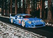This Blue F40 LM Is The Best Belated Christmas Gift Money Can Buy - image 811370