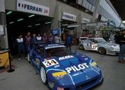 This Blue F40 LM Is The Best Belated Christmas Gift Money Can Buy - image 811376