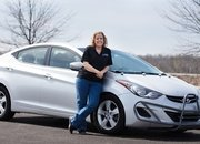 This Lady Touched the One Million-Mile Mark In Her Hyundai Elantra - image 811040