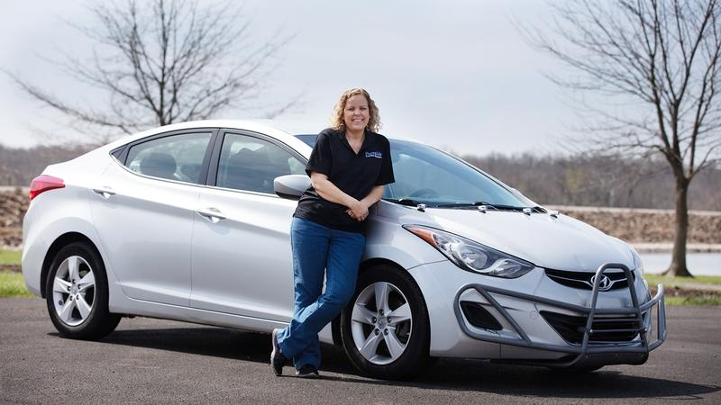 This Lady Touched the One Million-Mile Mark In Her Hyundai Elantra