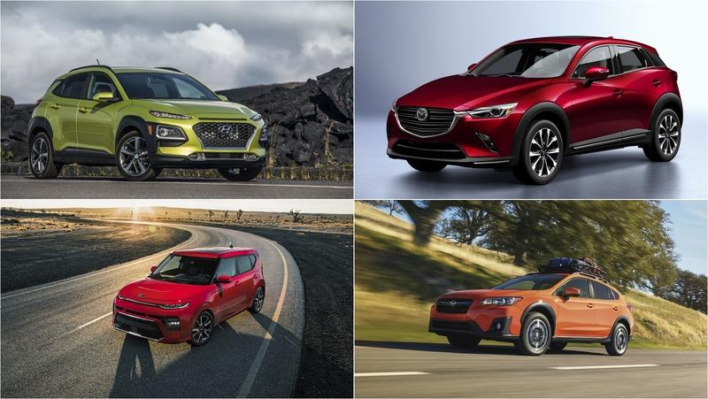 Top 13 Subcompact SUVs Ranked from Best to Worst