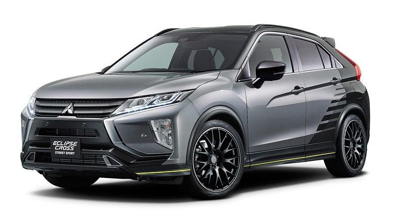 Mitsubishi is Bringing Three Concepts to the Tokyo Auto Salon, All of Which Lack Certain Necessities - image 811557