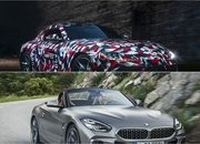 Visual Comparison: The 2020 Toyota Supra and the BMW Z4 - image 810446