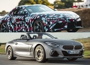 Visual Comparison: The 2020 Toyota Supra and the BMW Z4 - image 810447