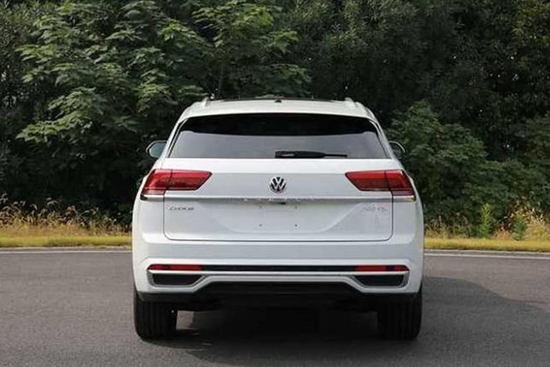 Want to Know what the 2020 Volkswagen Atlas Cross Sport Looks Like? Here's Your Leaked Images
