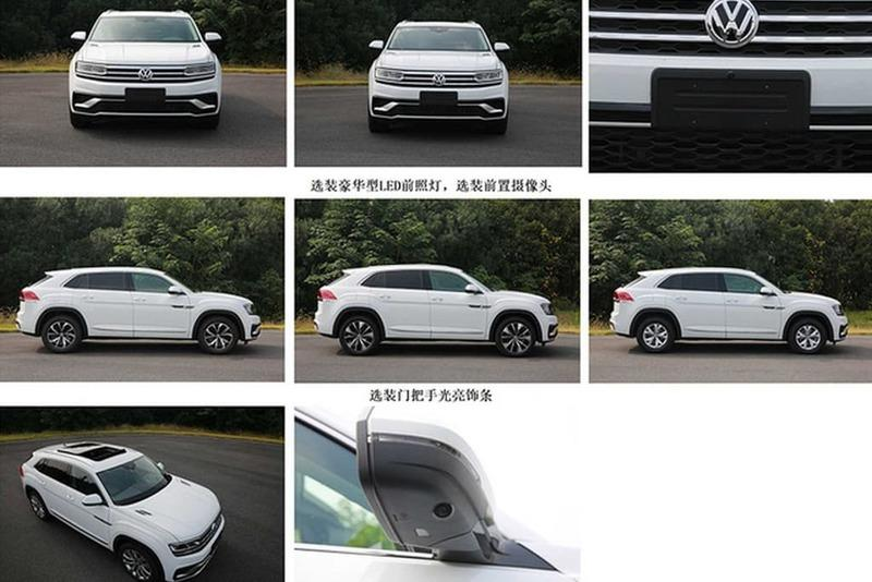 want to know what the 2020 volkswagen atlas cross sport looks like  here u0026 39 s your leaked images