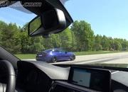 Watch a BMW M3 Competition Take On a BMW M4 CS - image 809401