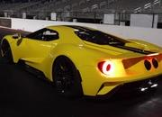 Watch a Ford GT Go Head-to-Head with a Lamborghini Aventador - image 811187