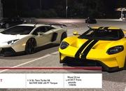 Watch a Ford GT Go Head-to-Head with a Lamborghini Aventador - image 811182