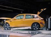 Watch Mercedes Crash the 2020 EQC Electric SUV - image 810152