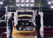 Watch Mercedes Crash the 2020 EQC Electric SUV - image 810147