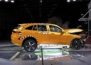 Watch Mercedes Crash the 2020 EQC Electric SUV - image 810148