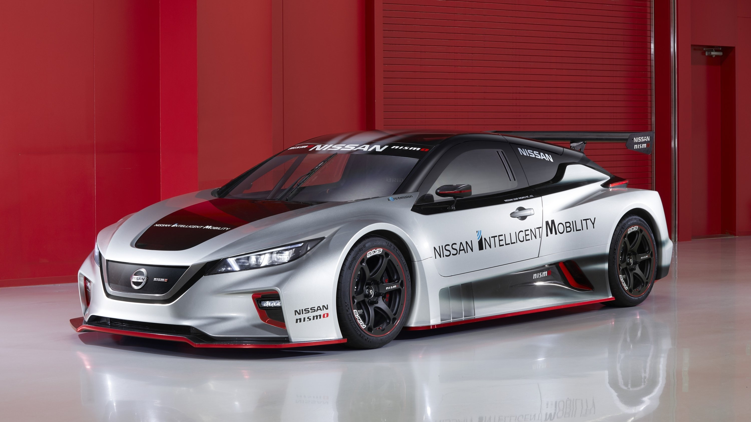 Why Can T The 2019 Nissan Leaf Look Like This Leaf Nismo Rc
