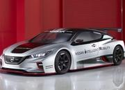 Why Can't the 2019 Nissan Leaf Look Like This Leaf Nismo RC? - image 807767