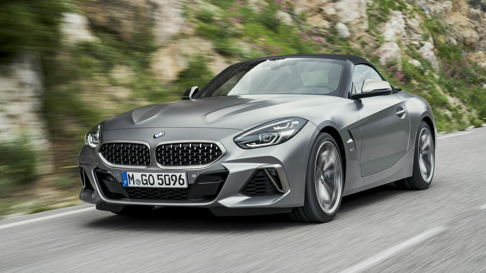 Would You Pay 5 000 More To Own A 2020 Bmw Z4 Over A 2020