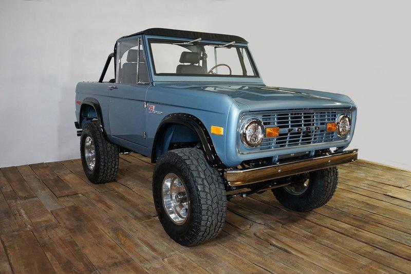 You Can Get a Fully Licensed, Brand New 1966-1977 Ford Bronco if You're Willing to Pay for it - image 809365