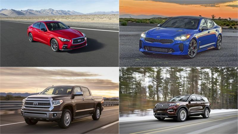 10 Surprising Vehicles with More Power than the 2020 Toyota Supra