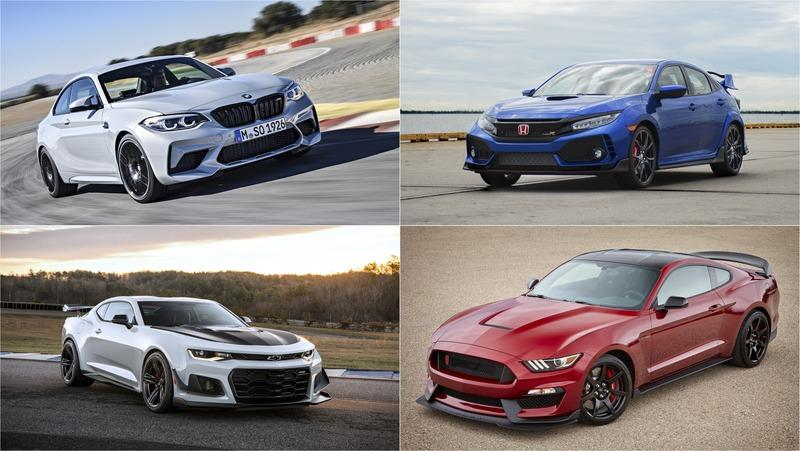 12 Best Handling Cars in America Under $100,000